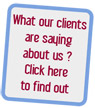 What our clients are saying about us ?